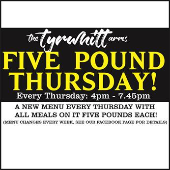 Five Pound Thursday