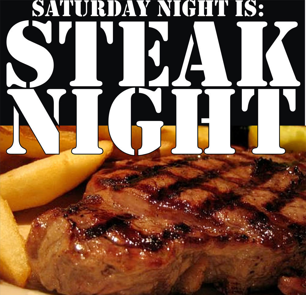 Steak Saturday